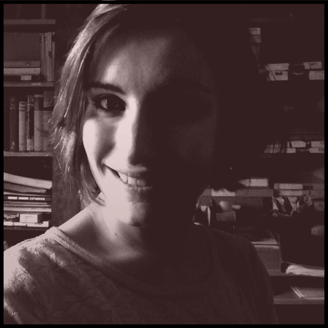 Selfie in the Archive